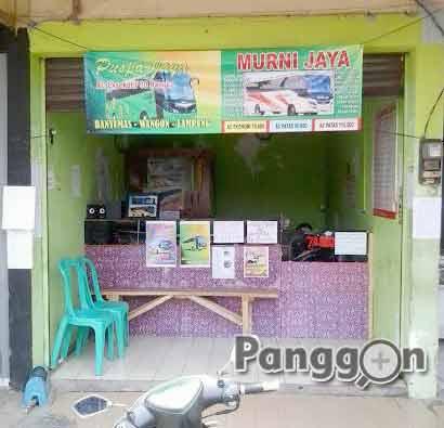 Agen Bus Murni Jaya Wangon
