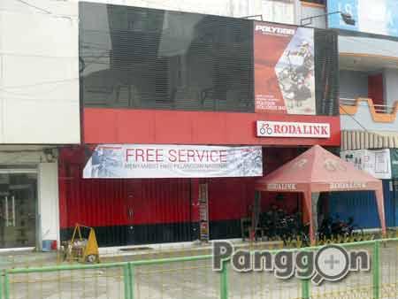 Alamat Telepon Toko Sepeda Rodalink Yogyakarta