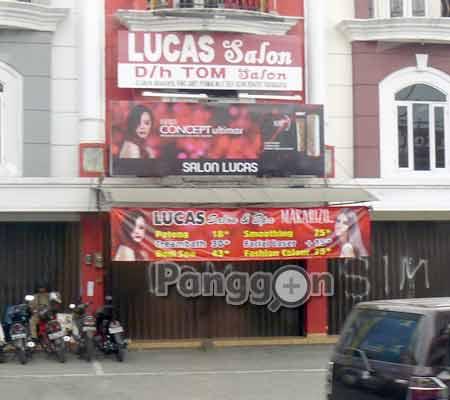 Salon Lucas Jogja