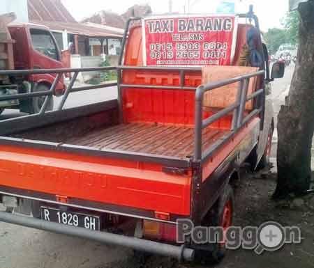 Taksi Barang Nirvana Grendeng Purwokerto