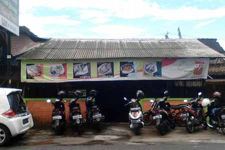 Rumah Makan RM. Sedap Mantap
