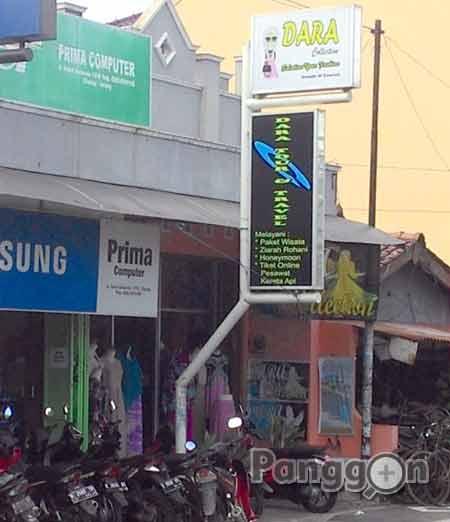 Dara Tour & Travel Cilacap