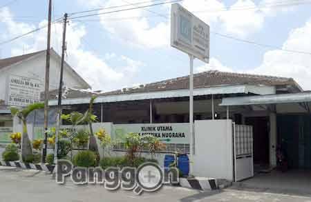 Klinik Utama Bina Estetika Nugraha Purwokerto