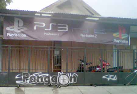 Rental PS KOMBAZ Playstation Home Purwokerto
