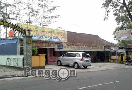 Rumah Makan Duta Minang Jaya Purwokerto