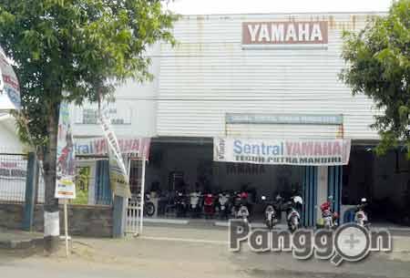 Sentral Yamaha Teguh Putra Mandiri Cilacap