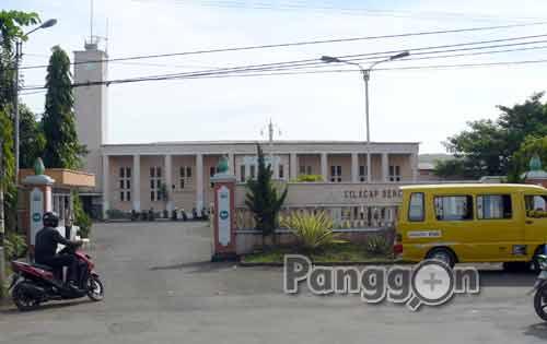 Stasiun Kereta Api kota Cilacap