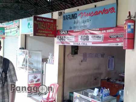Agen BUS Nusantara Purwokerto
