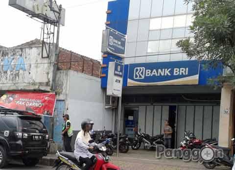 Bank BRI Unit Pasarwage Purwokerto