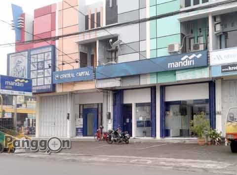 Bank Mandiri Cabang Pasar Wage Purwokerto