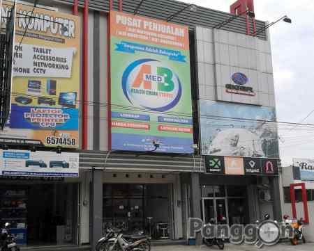 Toko Alat Kesehatan AB MED Store Purwokerto
