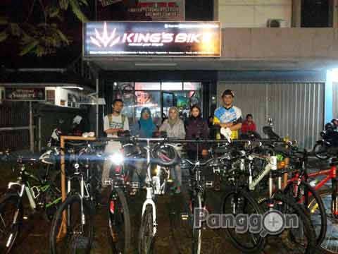 Alamat Telepon Toko Sepeda King's Bike Purwokerto