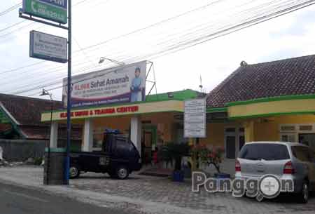 Klinik Sehat Amanah Kembaran Purwokerto