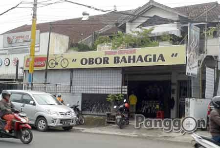 Toko Sepeda Obor Bahagia Purwokerto