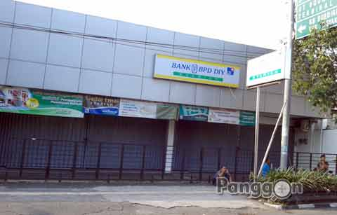 Bank BPD DIY Syariah Kantor Kas Kusumanegara