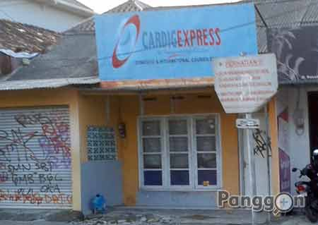 Paket Cardig Express Cabang Jogja
