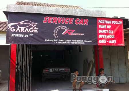 Bengkel Mobil Garage Sokaraja