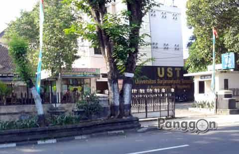 Universitas Sarjanawiyata Tamansiswa (UST) Kampus I