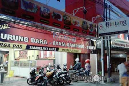 Rumah Makan Bintang Lesehan Yogyakarta