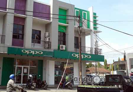 Service Center Oppo Mobile Purwokerto