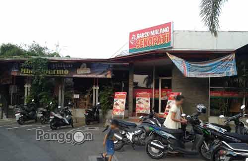 Warung Bakso Malang Senopati Arcawinangun Purwokerto