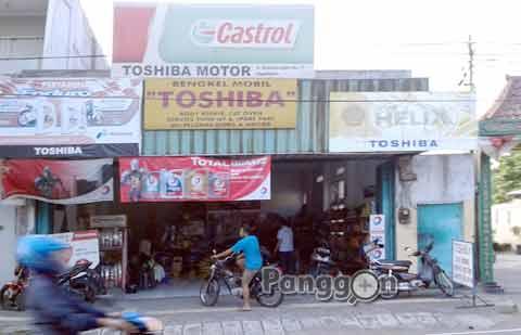 Bengkel Mobil Toshiba Yogyakarta