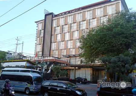 Alamat - Telepon - Hotel: Harper Mangkubumi - Yogyakarta ...