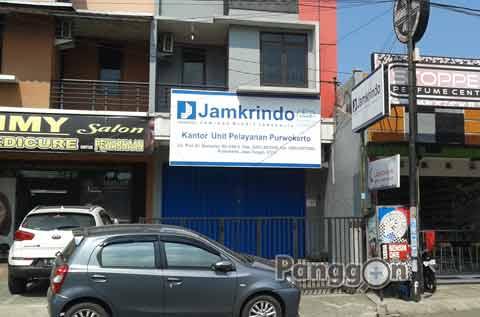 Kantor Jamkrindo Cabang Purwokerto