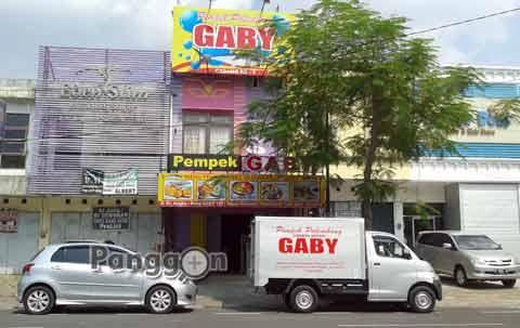 Rumah Makan Pempek Gaby Purwokerto