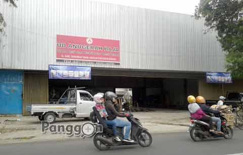 Toko Besi UD. Anugerah Baja Purwokerto