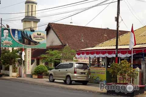 Rumah Makan Minang Wisata Purwokerto