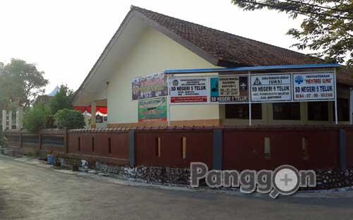 Sekolah SD Negeri 5 Teluk Purwokerto