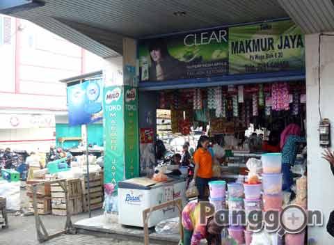 Toko Makmur Jaya Pasar Wage Purwokerto