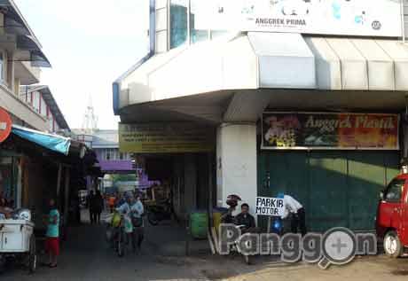 Toko Plastik Anggrek Prima Pasar Wage Purwokerto