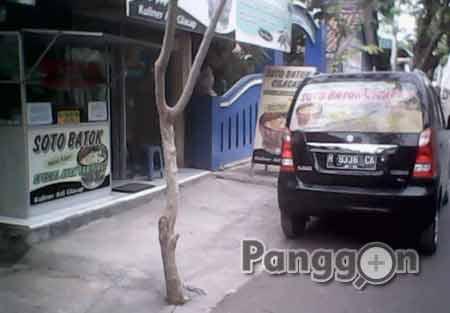 Warung Soto Batok Cilacap