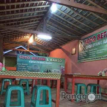 "Soto Betawi & Mie Ayam Kriting ""Cucu Eyang Ranu"""