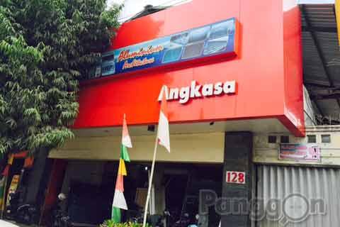 Toko Angkasa Alumunium Purwokerto