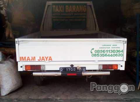 Taxi Barang TaksiQU Purwokerto