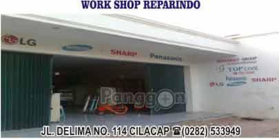 Bengkel AC Reparindo Cilacap