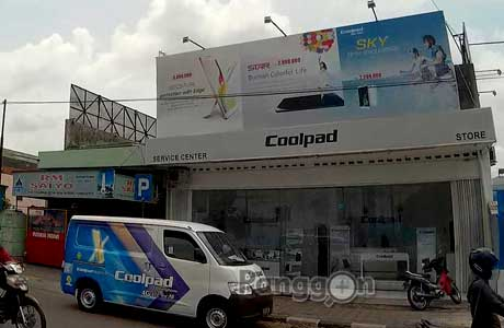 Coolpad Store & Service Center Purwokerto
