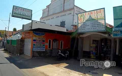 Fansuri Gandasari Salon and Spa Purwokerto