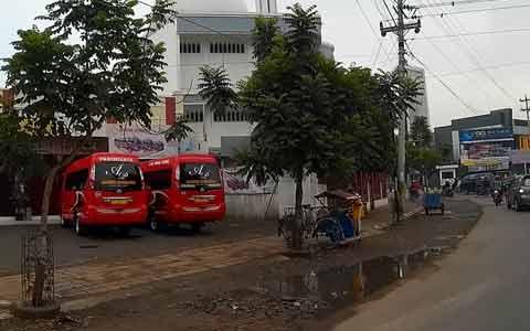 Travel / Shuttle Sindoro Satriamas Purwokerto