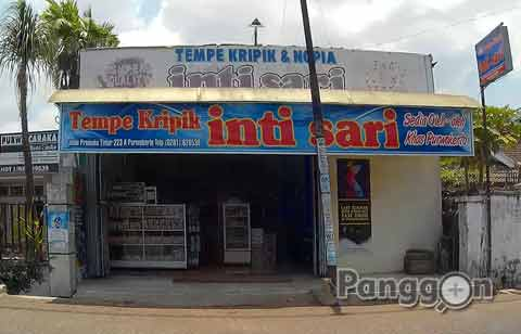 Tempe Kripik Inti Sari Purwokerto
