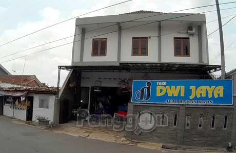 Toko Bahan Kaos Dwi Jaya Purwokerto