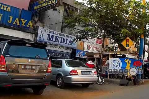 Toko Media Kebondalem Purwokerto