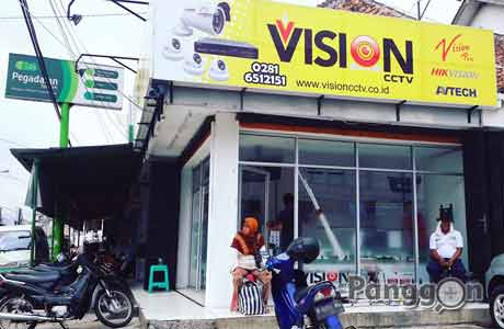 Vision CCTV Purwokerto