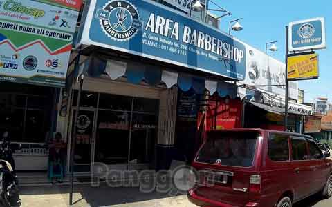 Arfa Barbershop Cilacap