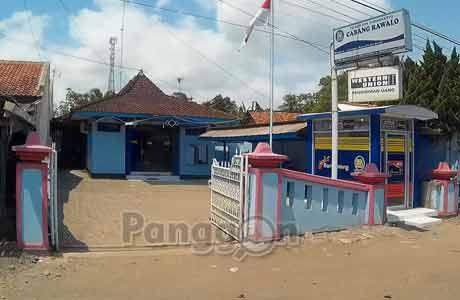 Bank PD BPR BKK Rawalo