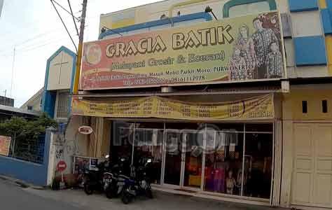 Gracia Batik Purwokerto
