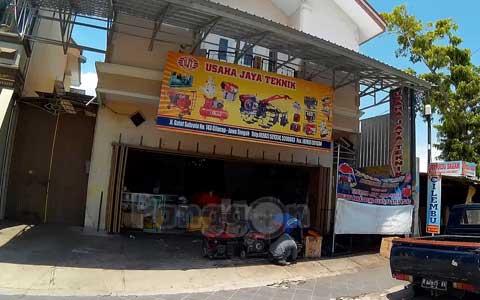 Toko Usaha Jaya Teknik Cilacap